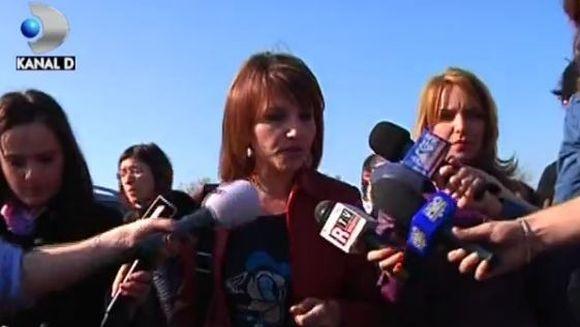 """Marina Almasan, despre Victor Socaciu: """"Nu poate sa treaca peste divortul nostru"""""""