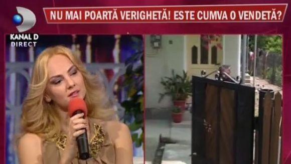 """Roxana Ionescu: """"Nu divortez, ne este bine impreuna"""". Afla de ce nu poarta verigheta!"""