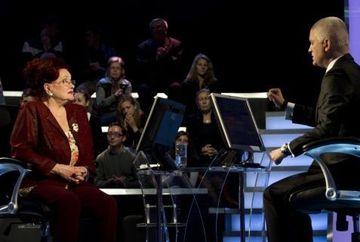 """Stela Popescu si Alexandru Arsinel, concurenti la """" Vrei sa fii milionar?"""""""