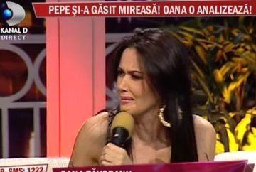 """Oana Zavoranu: """"Asta nu e fata adevarata a lui Pepe, iar iubita lui va trebui sa traiasca in umbra mea"""". Plange dupa fostul sot?"""