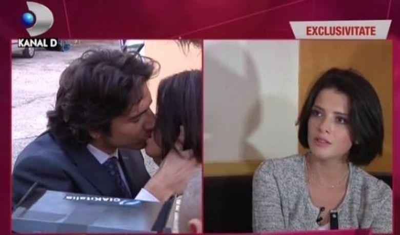"Alexandra Dinu cu un nou look: ""La inceput mi-a fost foarte greu in Italia"" FOTO"