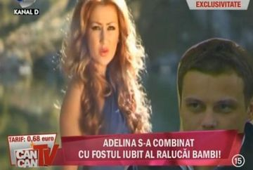 Adelina Pestritu si-a gasit dragostea in bratele fostului iubit al Ralucai de la Bambi