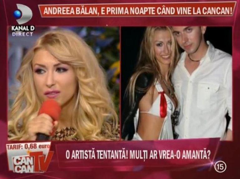 Andreea Balan a refuzat sa pozeze goala intr-o revista pentru barbati. Afla motivul!