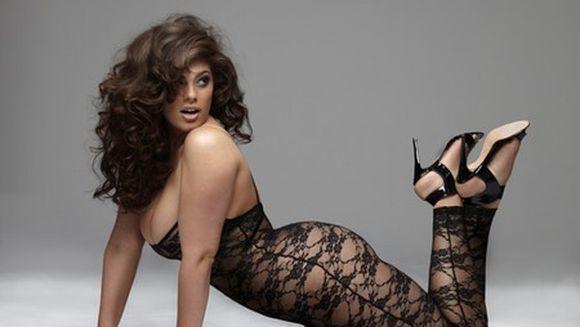 Nu-ti plac grasutele? Modele plinute, dar foarte SEXY! GALERIE FOTO