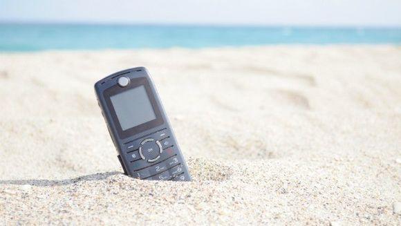 Telefoanele mobile sunt primele in top 20 cele mai pierdute lucruri