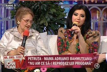 """Bahmu: """"Mama a fost suparata la primele divorturi ale mele cu Prigoana, apoi s-a obisnuit"""""""