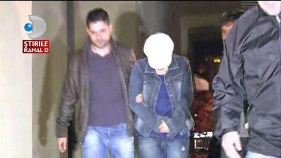 Au fost prinsi hotii care au furat 100 000 euro dintr-o casa de schimb valutar VIDEO