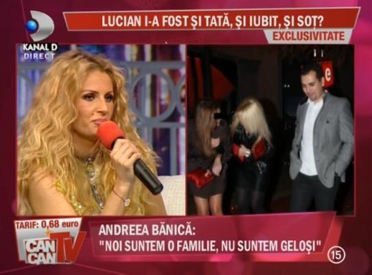 """Andreea Banica: """"Mi-as fi dorit ca parintii mei sa fie alaturi de Maria Sofia"""""""