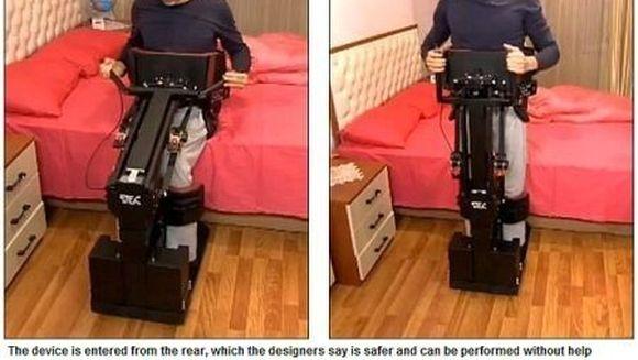 Inventia care va schimba viata celor imobilizati in caruciorul cu rotile VIDEO