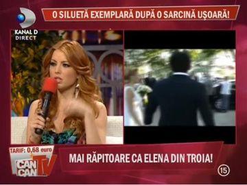 """Elena Gheorghe: """"Nu am facut nicio operatie de liposuctie dupa nastere"""""""