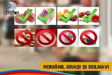 Romanii, grasi si bolnavi. Urmareste o ancheta TULBURATOARE! VIDEO