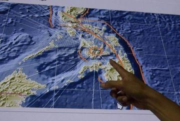 Cutremur cu magnitudinea de 5,9 in Filipine. 45 de persoane au fost ranite!