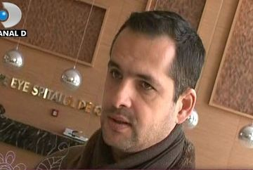 "Madalin Ionescu: ""Port ochelari, dar din pacate sunt cam neserios""! VIDEO"