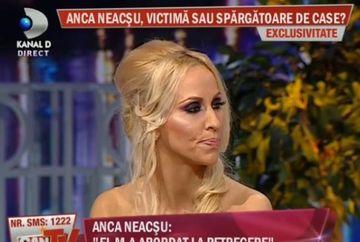 Anca Neascu, spargatoare de casnicii? Solista de la ASIA, desfiintata de fosta sotie a logodnicului ei