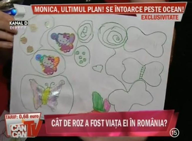 Monica Gabor dezvaluie in EXCLUSIVITATE cum a fost reintalnirea cu Irina