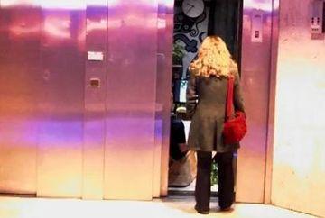 VIRALUL SAPTAMANII: Cum sa razi de cei care merg prea des cu liftul! VIDEO