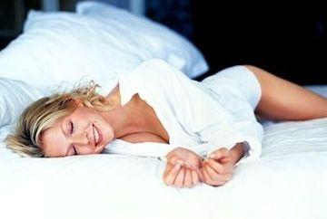 Secretele unui somn odihnitor au fost dezvaluite! Vezi care sunt si incearca-le