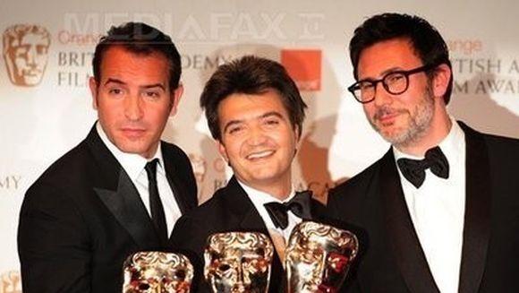 """Filmul """"The Artist"""", cele mai multe trofee la premiile César 2012"""