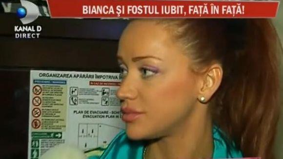 Bianca Dragusanu a refuzat dialogul cu fostul iubit. A izbucnit in lacrimi