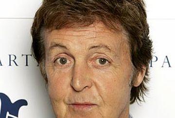 Paul McCartney, decorat cu o stea pe Hollywood Walk of Fame