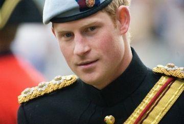 Printul Harry este pilot militar cu acte in regula