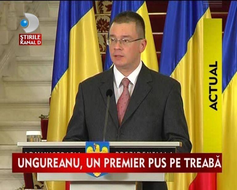 Cabinetul Ungureanu: Premierul desemnat a anuntat componenta noului Guvern.Uite care sunt noii ministri