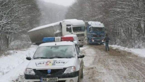 Circulatia rutiera inchisa pe drumurile nationale din Constanta. Afla ce alte trasee mai sunt intrerupte!
