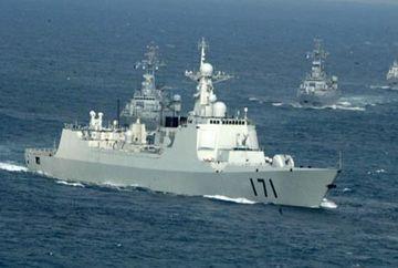 Marea Britanie, SUA si Franta au trimis nave de razboi in Golful Persic