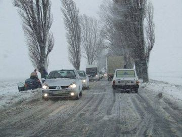 ATENTIONARE METEO: In Maramures, Transilvania si la munte va ninge din abundenta!