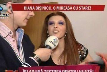 """Diana Bisinicu:"""" Eu si logodnicul meu ne pastram pana in noaptea nuntii"""""""