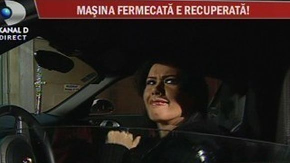 Oana Zavoranu, dezbracata in direct de Adrian Artene!
