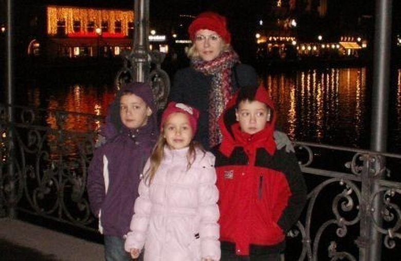 "Raluca Moianu: ""M-am simtit mandra ca sunt romanca"". Afla unde si-a petrecut vedeta Revelionul!"
