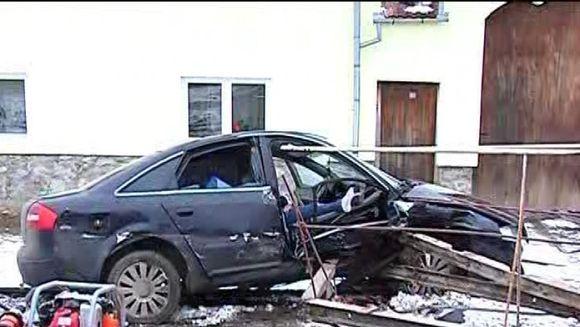 A condus masina fara permis si a provocat o tragedie VIDEO