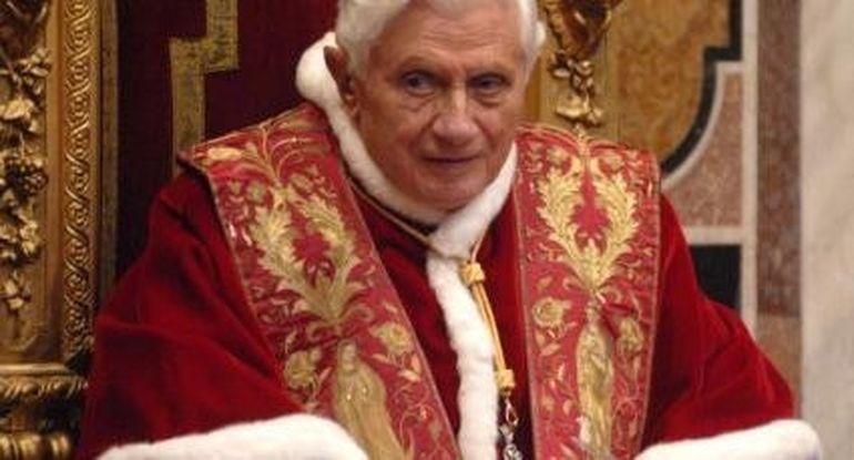 Papa Benedict XVI, noi declaratii socante