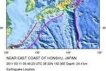 Un nou cutremur a zguduit Japonia