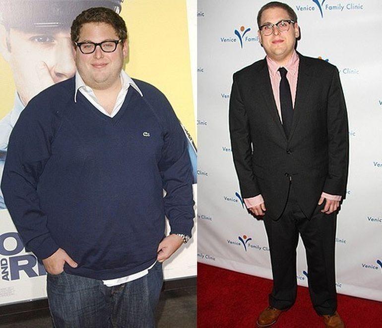 Cele mai spectaculoase scaderi in greutate ale vedetelor din anul 2011! FOTO