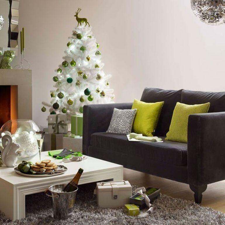Vezi ce se poarta iarna asta in materie de decoratiuni de Craciun! FOTO