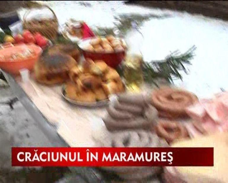 Craciun de poveste in Maramures VIDEO