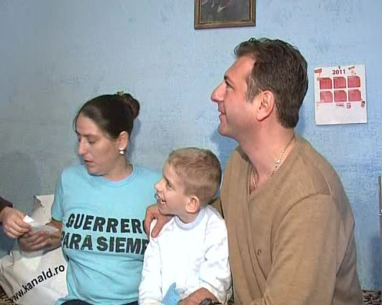 Christian Sabbagh, impresionat de drama unei familii care traieste intr-o baraca!