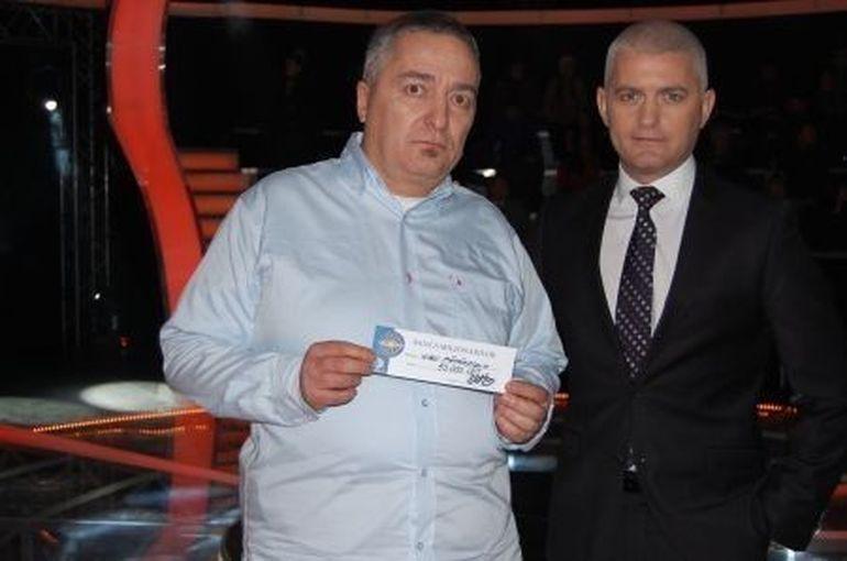 """Vali Patrascoiu a castigat de 50.000 de lei la """"Vrei sa fii milionar?"""""""