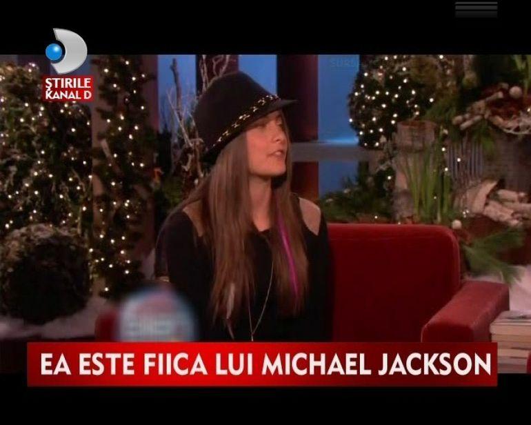 Paris Jackson s-a apucat de actorie, spre disperarea matusii Janet Jackson.Uite motivul!