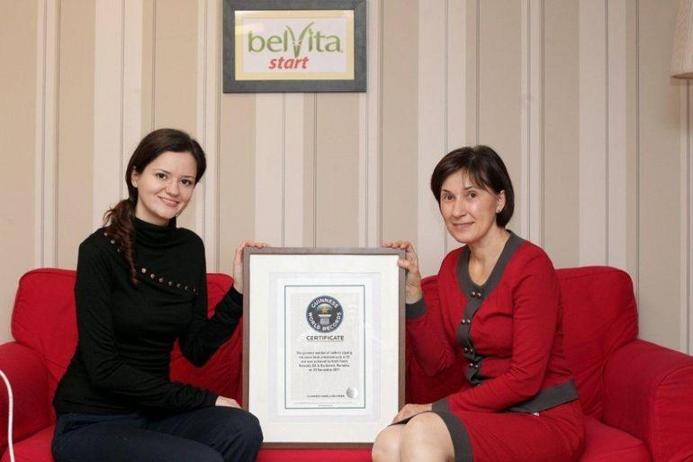 Kraft Romania a stabilit un nou record mondial odata cu lansarea cartii Mic Dejun 2.0