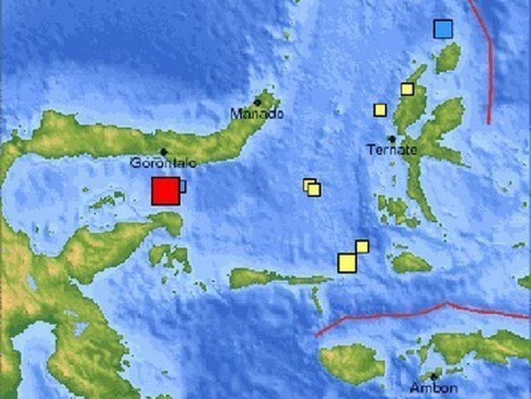 Cutremur cu magnitudinea de 6,1 in Indonezia