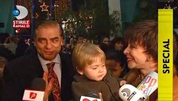 Printul Paul si Printesa Lia si-au dus pentru prima data fiul la circ. Urmareste reactia micutului! VIDEO