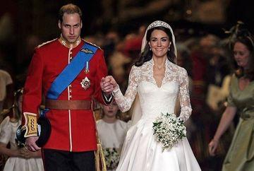 Printul William si Kate Middleton au aniversat 6 luni de la casatorie!