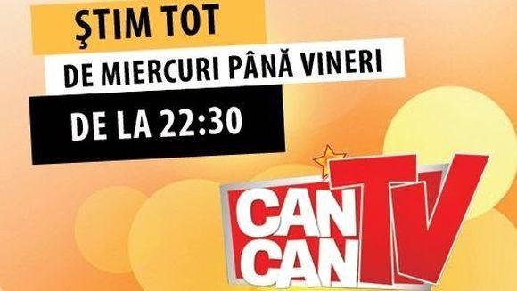 CANCAN TV, emisiunea de la Kanal D, a ajuns pe primul loc!