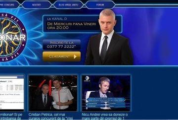 """""""Vrei sa fii milionar?"""", alternativa pentru prima editie """"Dansez pentru tine"""""""