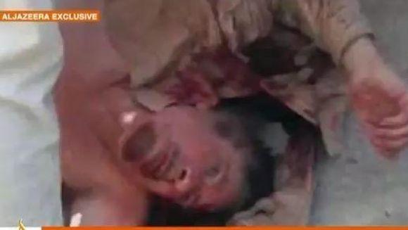 Executarea lui Muammar Gadhafi, accidentul lui Serban Huidu si recensamantul populatiei din Romania fac topul celor mai populare subiecte de saptamana aceasta!