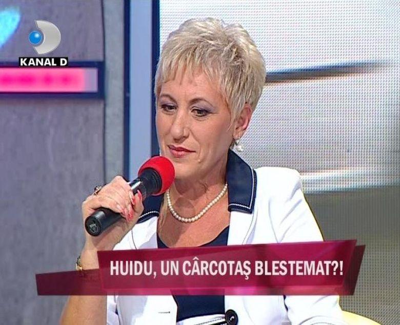 """Parapsihologul Lidia Fecioru: """"In familia lui Huidu este un blestem mostenit, pe linie barbateasca."""" VIDEO"""