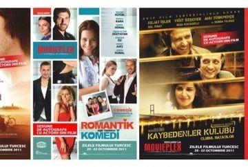 Kanal D va invita la Zilele filmului turcesc. Afla ce surprize te asteapta!